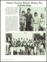 1985 Hollywood Hills High School Yearbook Page 218 & 219