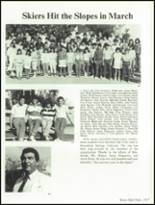 1985 Hollywood Hills High School Yearbook Page 224 & 225