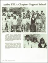 1985 Hollywood Hills High School Yearbook Page 234 & 235
