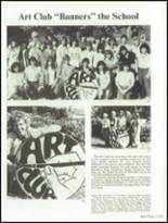 1985 Hollywood Hills High School Yearbook Page 244 & 245