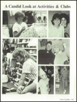 1985 Hollywood Hills High School Yearbook Page 248 & 249