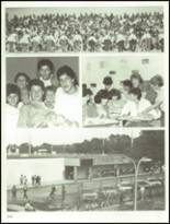 1985 Hollywood Hills High School Yearbook Page 250 & 251