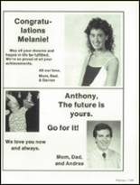 1985 Hollywood Hills High School Yearbook Page 256 & 257