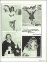 1985 Hollywood Hills High School Yearbook Page 258 & 259