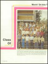 1982 Franklin High School Yearbook Page 12 & 13