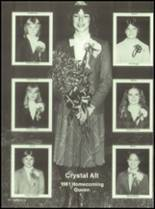 1982 Franklin High School Yearbook Page 74 & 75