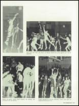 1982 Franklin High School Yearbook Page 106 & 107