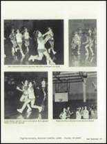 1982 Franklin High School Yearbook Page 110 & 111