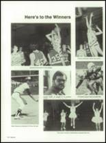 1982 Franklin High School Yearbook Page 122 & 123