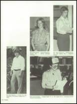1982 Franklin High School Yearbook Page 128 & 129