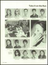 1982 Franklin High School Yearbook Page 154 & 155