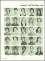 1982 Franklin High School Yearbook Page 156 & 157