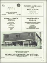 1982 Franklin High School Yearbook Page 176 & 177
