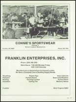 1982 Franklin High School Yearbook Page 188 & 189