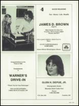 1982 Franklin High School Yearbook Page 222 & 223