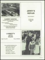1982 Franklin High School Yearbook Page 224 & 225