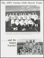1993 Arlington High School Yearbook Page 72 & 73