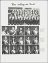 1993 Arlington High School Yearbook Page 130 & 131