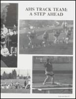 1993 Arlington High School Yearbook Page 156 & 157