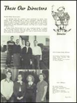 1951 Canoga Park High School Yearbook Page 12 & 13