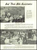 1951 Canoga Park High School Yearbook Page 14 & 15
