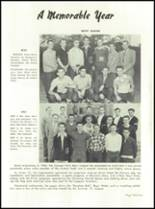 1951 Canoga Park High School Yearbook Page 16 & 17