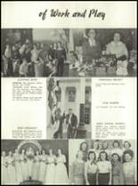 1951 Canoga Park High School Yearbook Page 18 & 19