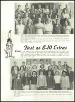 1951 Canoga Park High School Yearbook Page 20 & 21