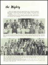 1951 Canoga Park High School Yearbook Page 22 & 23