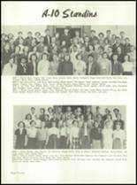 1951 Canoga Park High School Yearbook Page 24 & 25