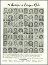 1951 Canoga Park High School Yearbook Page 28 & 29