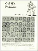 1951 Canoga Park High School Yearbook Page 32 & 33