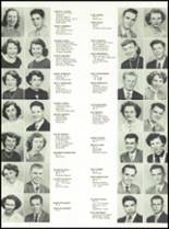 1951 Canoga Park High School Yearbook Page 36 & 37