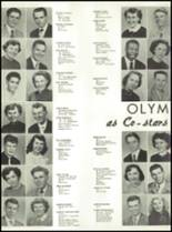 1951 Canoga Park High School Yearbook Page 38 & 39