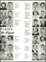 1951 Canoga Park High School Yearbook Page 40 & 41