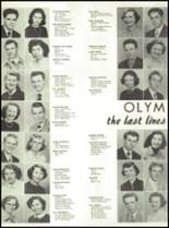 1951 Canoga Park High School Yearbook Page 42 & 43