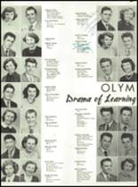 1951 Canoga Park High School Yearbook Page 44 & 45