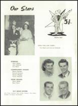 1951 Canoga Park High School Yearbook Page 46 & 47