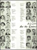1951 Canoga Park High School Yearbook Page 48 & 49