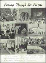 1951 Canoga Park High School Yearbook Page 52 & 53