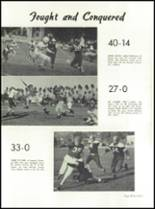 1951 Canoga Park High School Yearbook Page 56 & 57