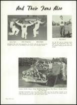 1951 Canoga Park High School Yearbook Page 60 & 61