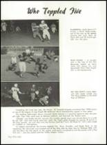 1951 Canoga Park High School Yearbook Page 62 & 63