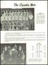 1951 Canoga Park High School Yearbook Page 66 & 67