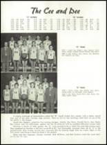 1951 Canoga Park High School Yearbook Page 68 & 69