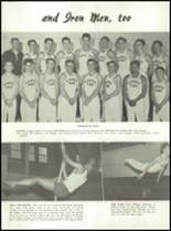 1951 Canoga Park High School Yearbook Page 70 & 71