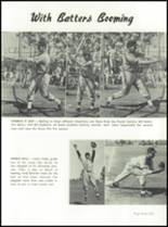 1951 Canoga Park High School Yearbook Page 72 & 73