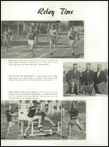 1951 Canoga Park High School Yearbook Page 76 & 77