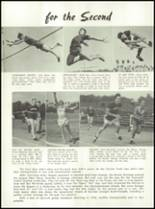 1951 Canoga Park High School Yearbook Page 78 & 79