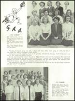 1951 Canoga Park High School Yearbook Page 82 & 83